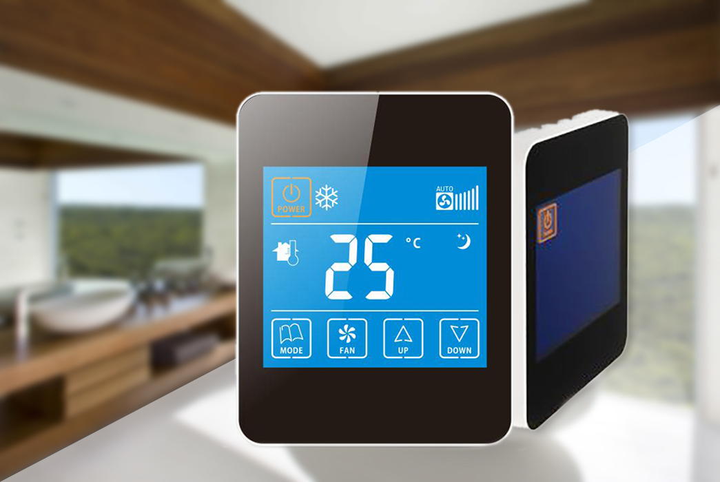 comfortable ac wireless thermostat smoothly Edison company