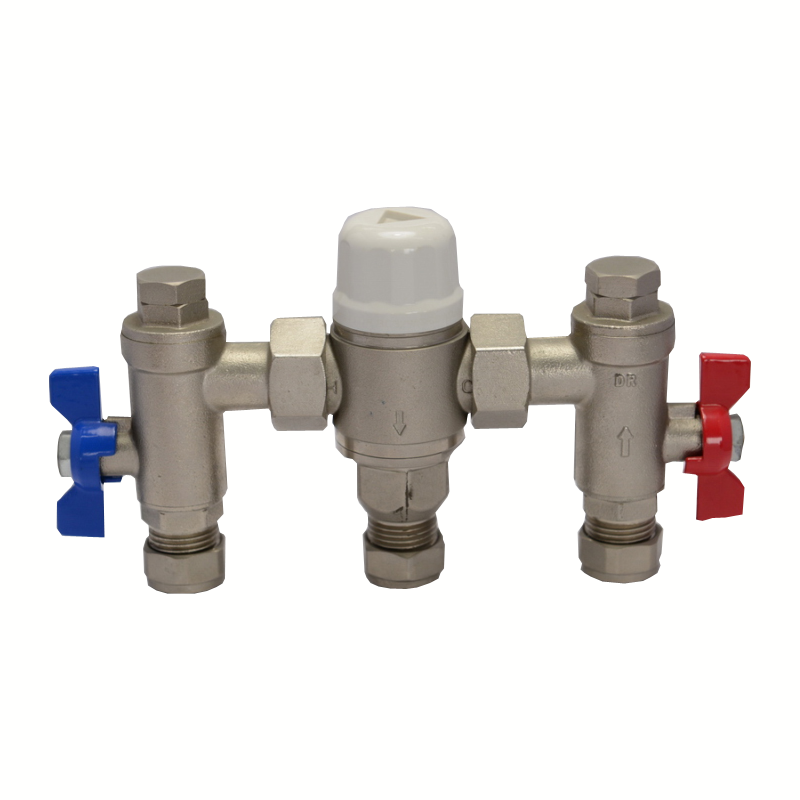 TMV with Ball Valve Fittings W39-E1541B