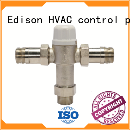 Edison Brand pex thermostatic shower mixer valve mini supplier