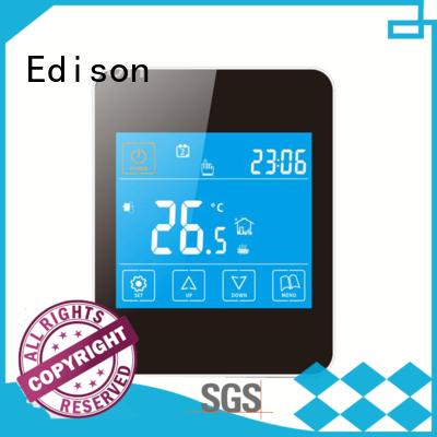 modbus wireless heating controls safety room Edison Brand