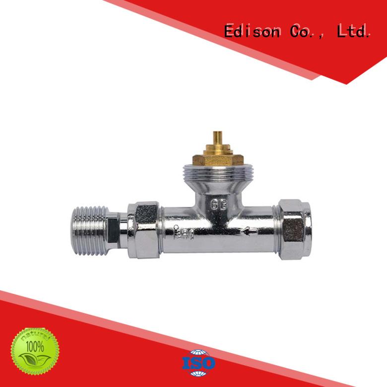 electronic thermostatic radiator valves knob Edison Brand thermostatic radiator valve