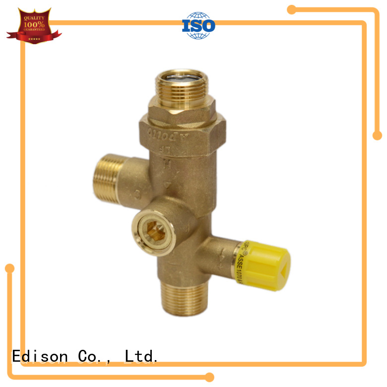 thermostatic shower mixer valve storage mini shower temperature control fittings company