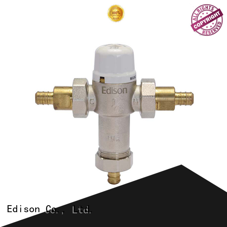Edison Brand mini dual shower temperature control manufacture