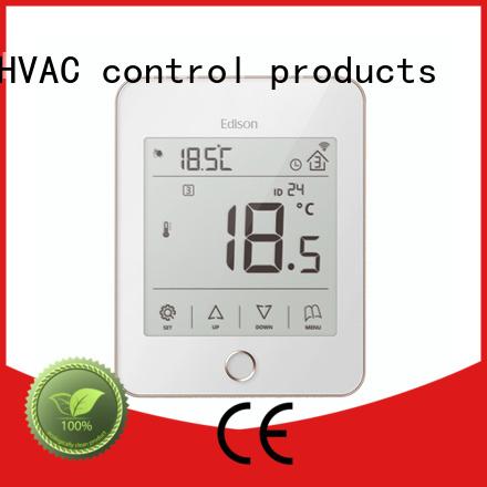 wireless heating controls screen safety room Warranty Edison