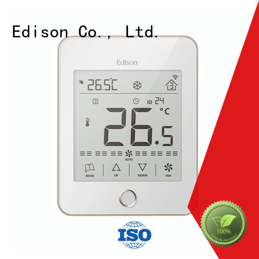 energysaving smoothly ac wireless thermostat Edison