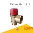 Edison Brand standard Heating water pressure reducing valve system supplier