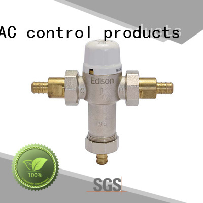 thermostatic shower mixer valve flow function fittings Edison Brand