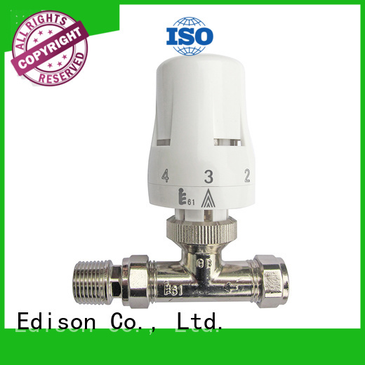 Hot comfortable electronic thermostatic radiator valves gb Edison Brand
