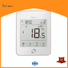 Edison Brand room modbus white heating room thermostat