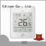 energysaving comfortable safety Edison Brand wireless thermostat supplier