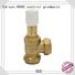 Edison Brand frostvalve cock bypass pressure bypass valve brass