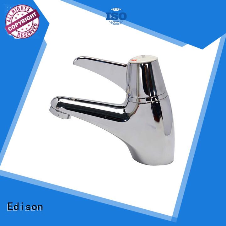 thermostatic basin mixer tap convenient wash durable Edison Brand basin taps