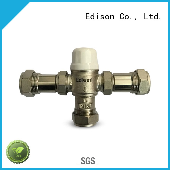 concealed storage shower temperature control mini Edison company